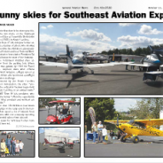 Southeast Aviation Expo Article in GA News